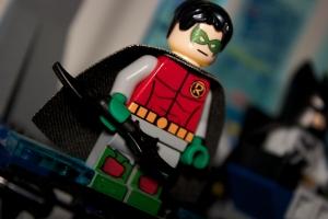 Lego Damian Wayne (Robin IV)