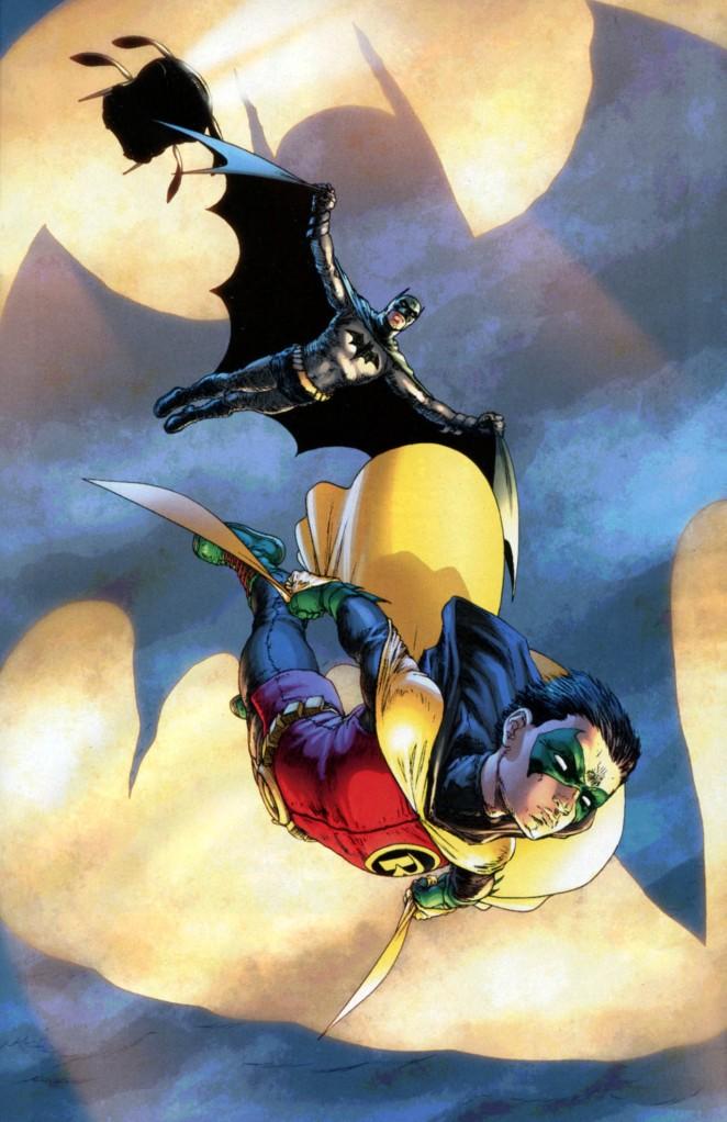 Robin gliding