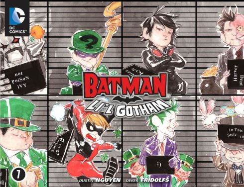 Batman: Li'l Gotham #7,8 - Review