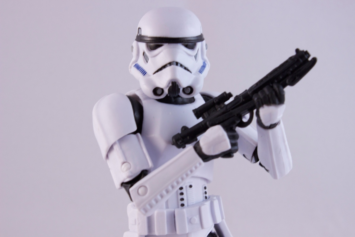 Star Wars Black Series Stormtrooper Review