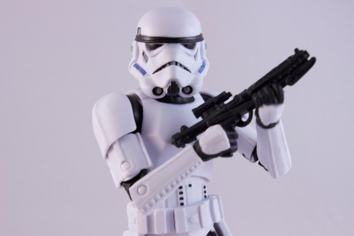 Star Wars Black Series StormtrooperReview